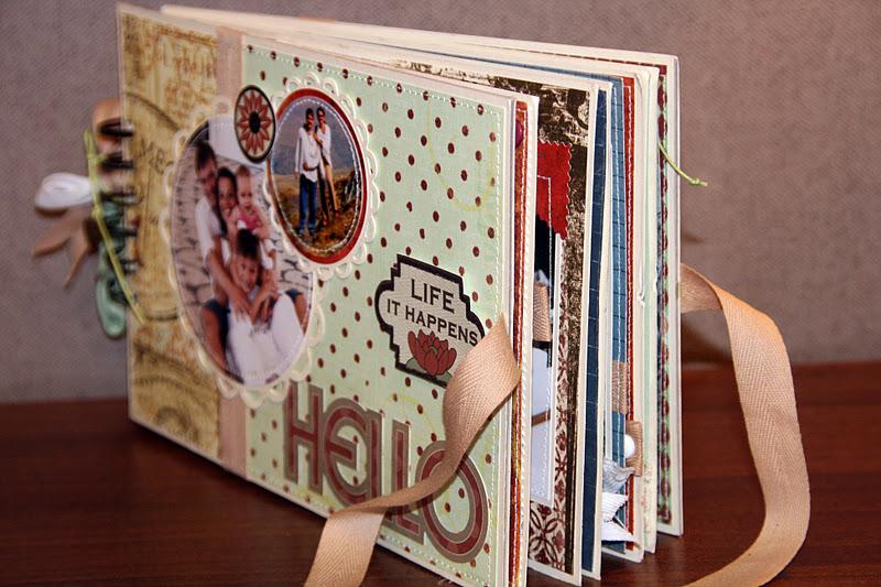 Скрапбукинг оформление фотоальбомов своими руками