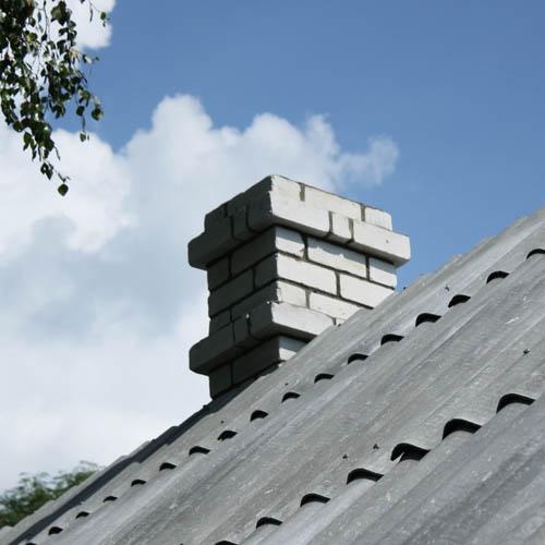 Крыша для трубы своими руками