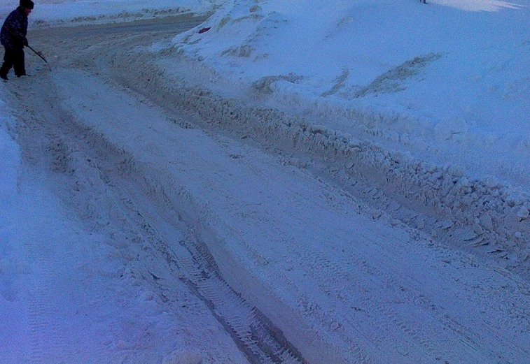Кто ответит за не чищенные дороги в Рубцовске?
