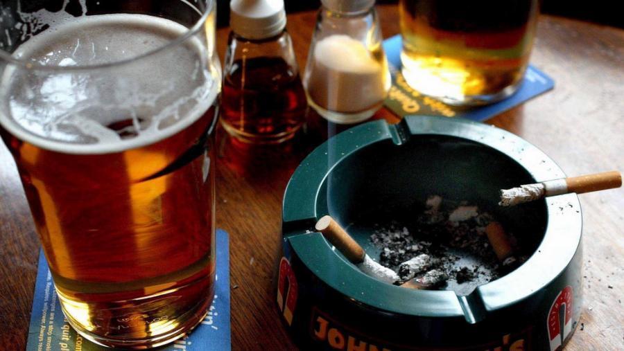 Острый и хронический алкоголизм