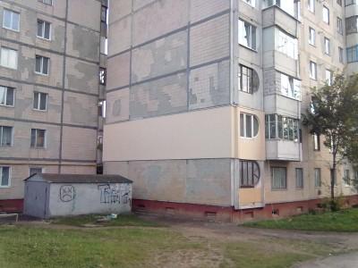 Ппр на ремонт фасада с лесов